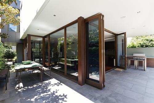 What are Bi-fold Doors