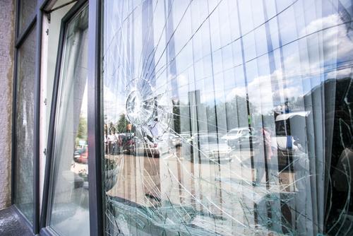How To Burglar Proof Aluminum Wrought Windows?
